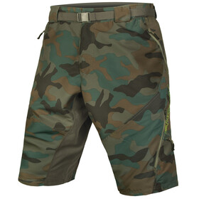 Endura Hummvee II Shorts Men camouflage